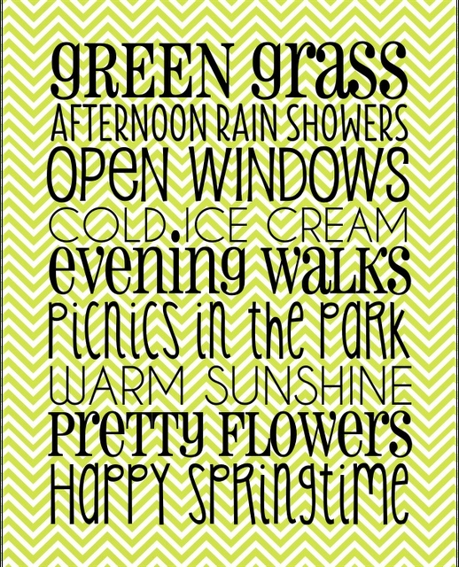 Happy springtime toned in ten fitness - Happy spring day image quotes ...